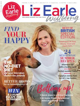 Liz Earle Wellbeing May Jun 2019