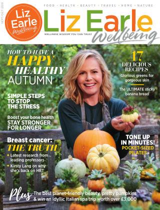 Liz Earle Wellbeing Sept/Oct 2019