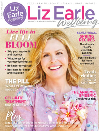 Liz Earle Wellbeing March/April 2020