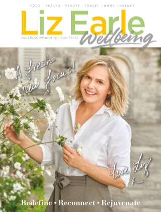 Liz Earle Wellbeing March/April 2021