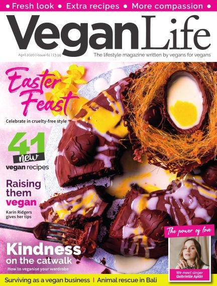 Vegan Life March 19, 2020 00:00