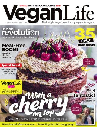 Vegan Life March 2020