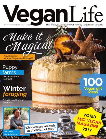 Vegan Life November 13, 2019 00:00