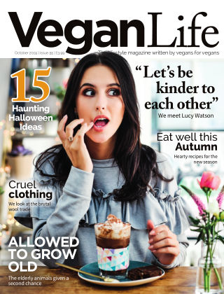 Vegan Life October 2019