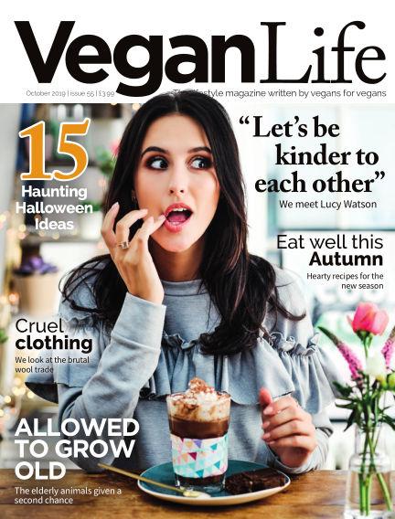 Vegan Life September 19, 2019 00:00