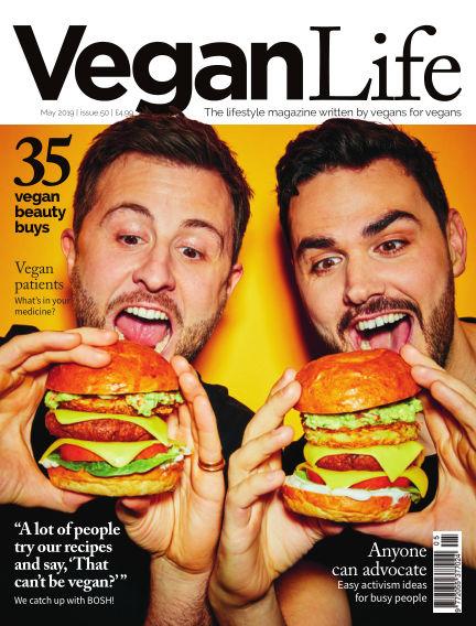 Vegan Life March 20, 2019 00:00
