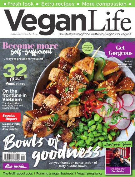 Vegan Life April 16, 2020 00:00