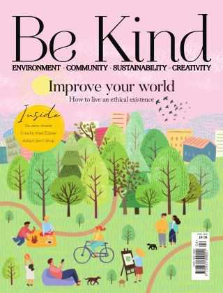 Be Kind April 2020
