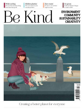 Be Kind Jan/Feb