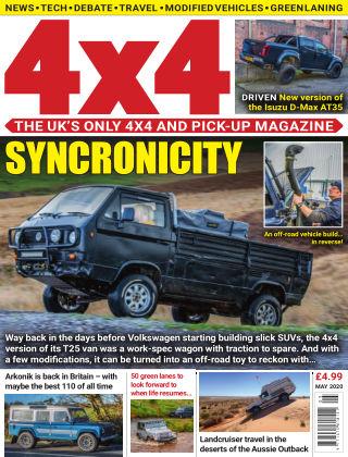 4x4 Magazine May 2020