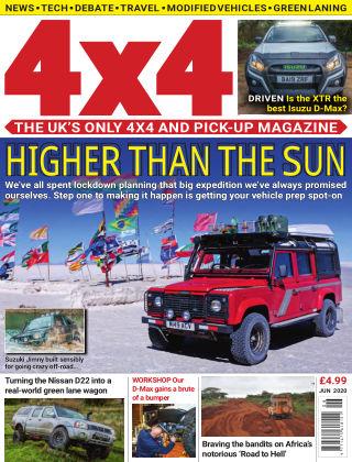 4x4 Magazine June 2020
