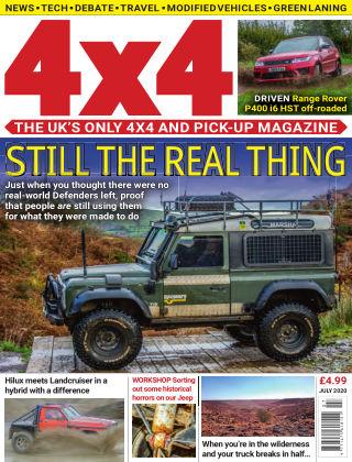 4x4 Magazine July 2020