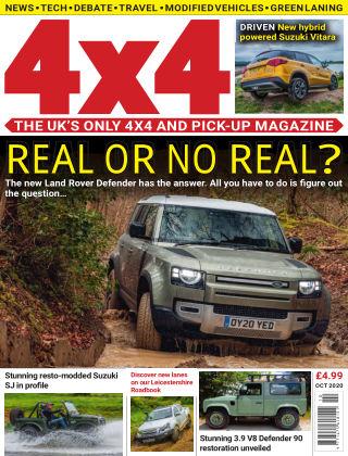 4x4 Magazine October 2020