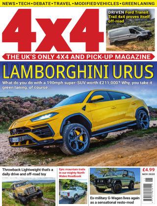 4x4 Magazine November 2020