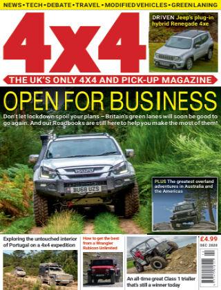 4x4 Magazine December 2020