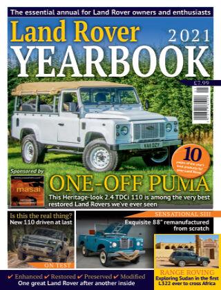 4x4 Magazine Yearbook 2021