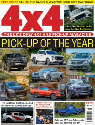 4x4 Magazine January 2021