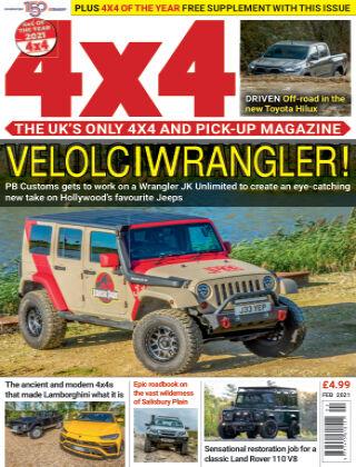 4x4 Magazine February 2021