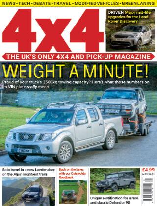 4x4 Magazine May 2021