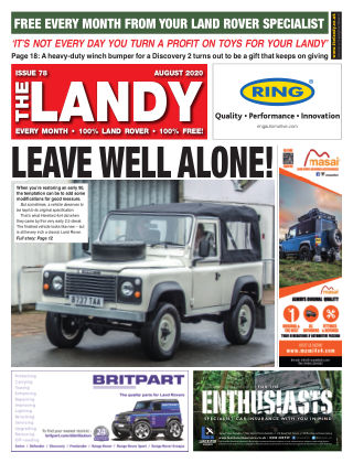 The Landy August 2020