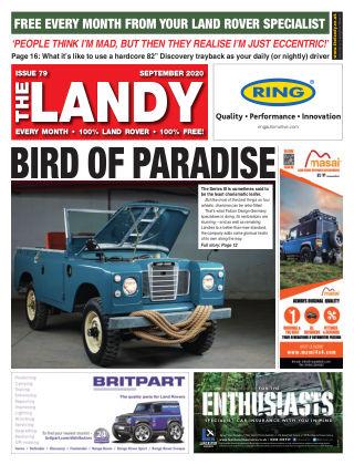 The Landy September 2020
