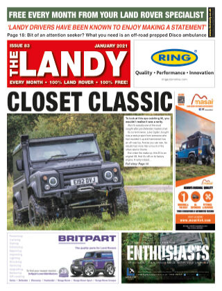 The Landy January 2021