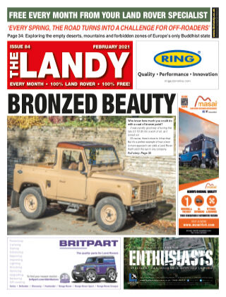 The Landy February 2021