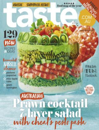 taste.com.au magazine Jan Feb 2021