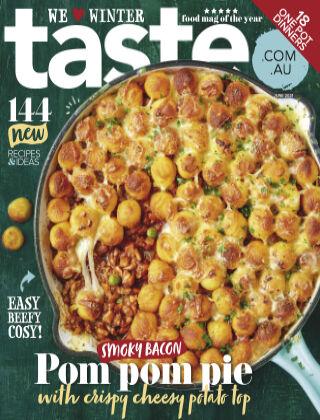 taste.com.au magazine June 2021