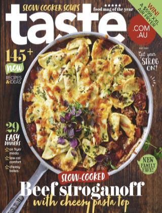 taste.com.au magazine July 2021