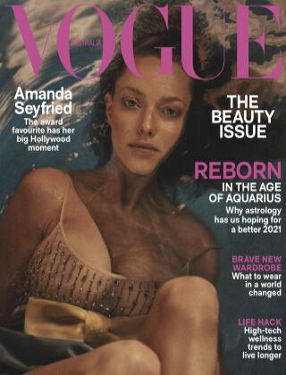Vogue Australia February 2021