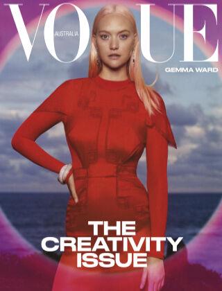 Vogue Australia March 2021
