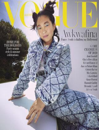 Vogue Australia December 2020
