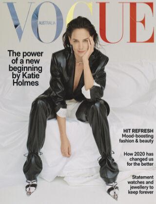 Vogue Australia November 2020