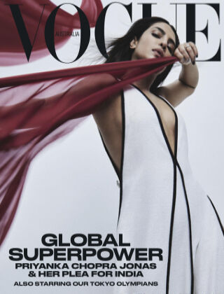 Vogue Australia June 2021