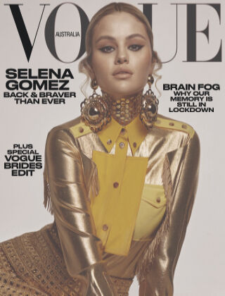 Vogue Australia July 2021