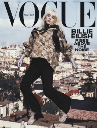 Vogue Australia August 2021