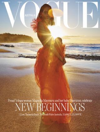 Vogue Australia September 2021