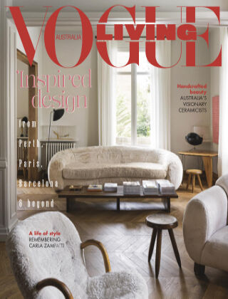 Vogue Living JulyAugust 2021