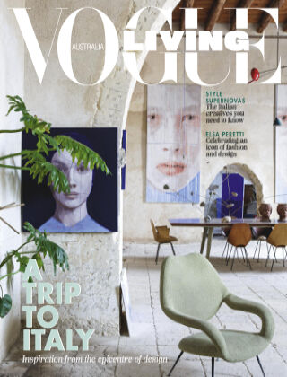 Vogue Living Sept/Oct 2021