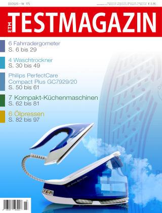 ETM TESTMAGAZIN 2020/03