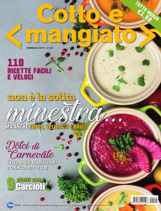 Cotto e Mangiato n. 14, 2019