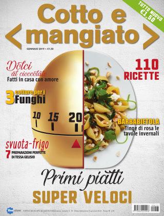 Cotto e Mangiato n. 13, 2019