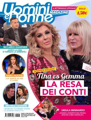 Uomini e Donne magazine n. 8, 2020