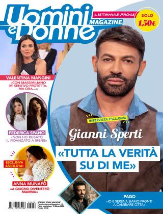 Uomini e Donne magazine n. 9, 2020
