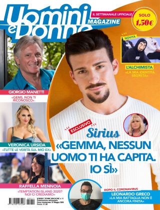Uomini e Donne magazine n. 11, 2020