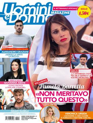 Uomini e Donne magazine n. 13, 2020