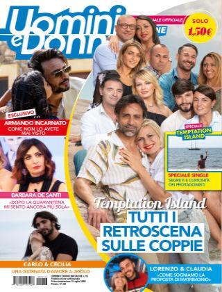 Uomini e Donne magazine n. 16, 2020