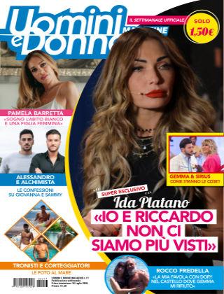 Uomini e Donne magazine n. 17, 2020