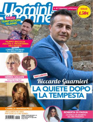 Uomini e Donne magazine n. 20, 2020